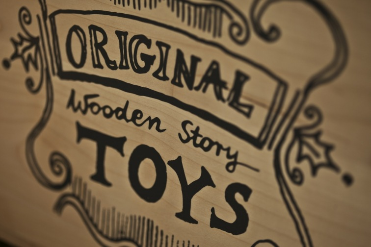 indentity design and toys